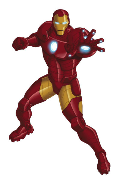 Iron Man Armor MK XLIX (Earth-12041)