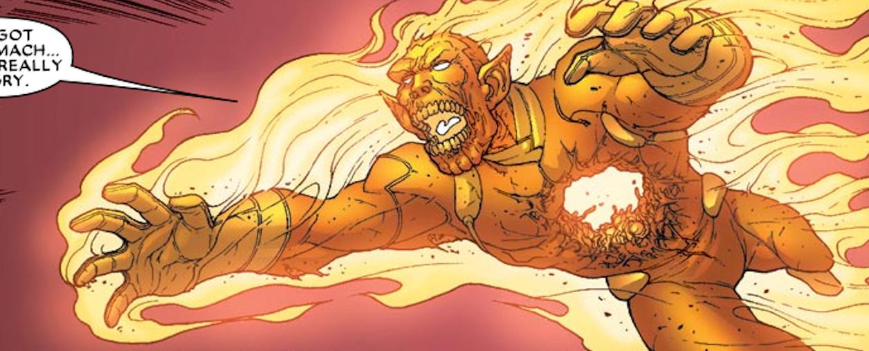 Jonathan Storm (Skrull Zombie) (Earth-2149)