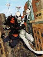 Laura Kinney (Earth-616) Peter Parker (Earth-616) X-23 Vol 2 13