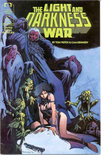 Light and Darkness War Vol 1 5