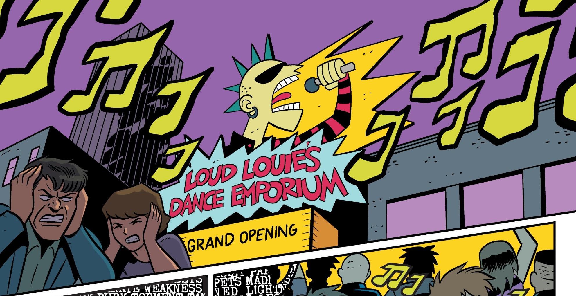 Loud Louie's Dance Emporium