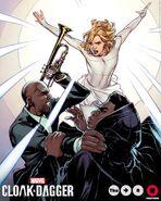 Marvel's Cloak & Dagger poster 017