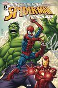 Marvel Action Classics Avengers Starring Iron Man Vol 1 1