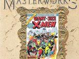 Marvel Masterworks: The Uncanny X-Men Vol 1