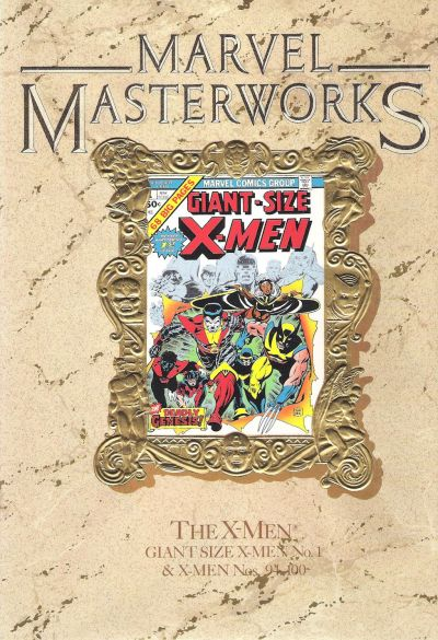 Marvel Masterworks The Uncanny X Men Vol 1 1 Marvel Database Fandom