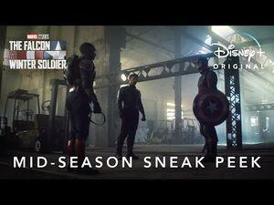 Mid-Season Sneak Peek - Marvel Studios' The Falcon and The Winter Soldier - Disney+