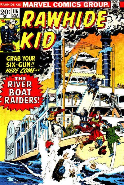 Rawhide Kid Vol 1 116