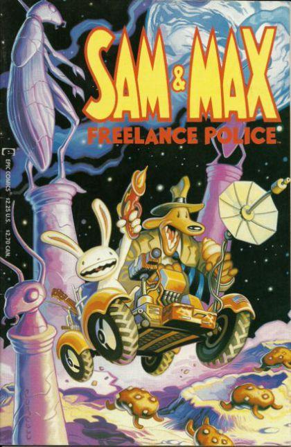 Sam & Max Freelance Police Vol 1