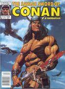 Savage Sword of Conan Vol 1 143