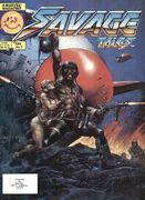 Savage Tales Vol 2 2