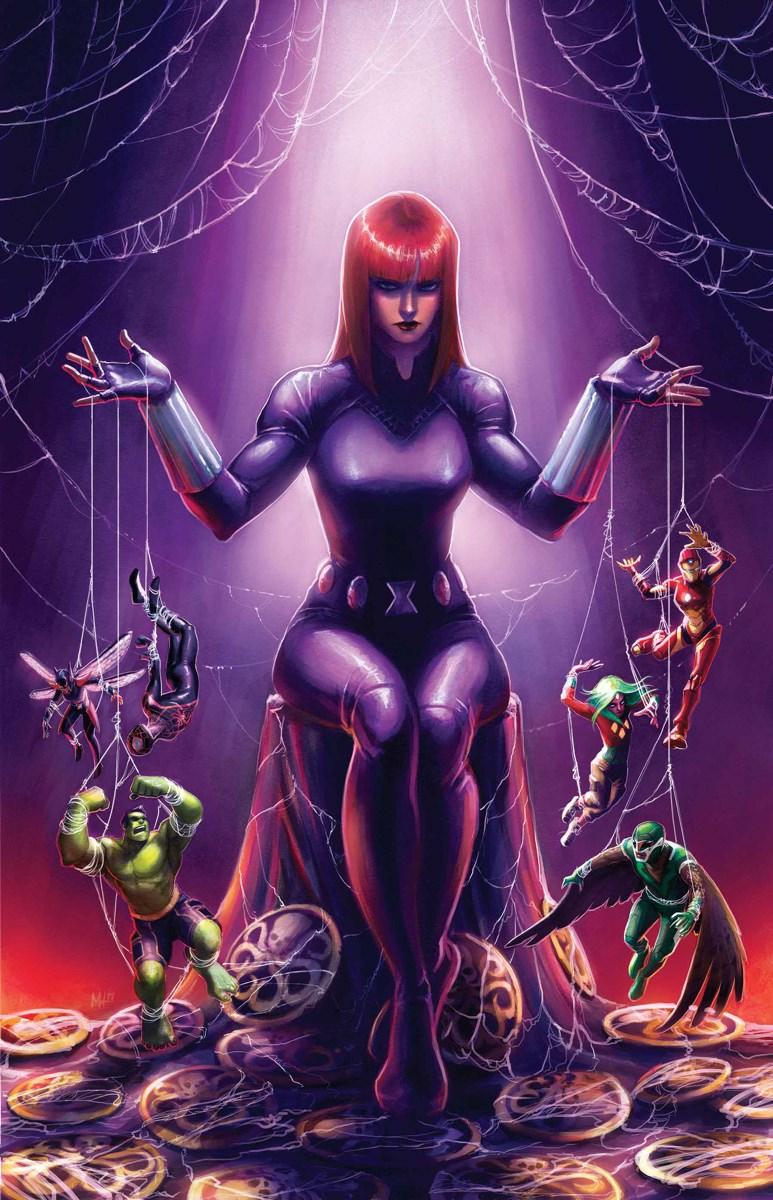 Red Room (Secret Empire) (Earth-616)/Gallery