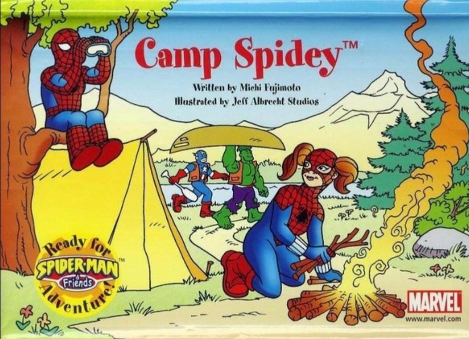 Spider-Man & Friends: Camp Spidey Vol 1