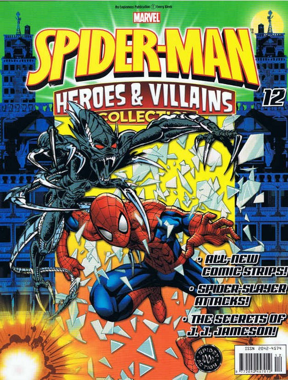 Spider-Man: Heroes & Villains Collection Vol 1 12
