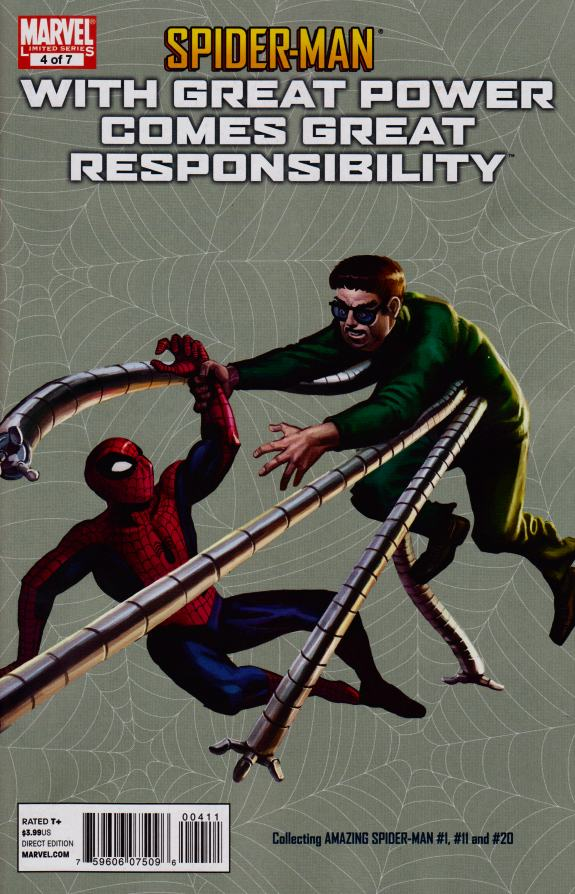 Spider-Man: With Great Power Comes Great Responsibility Vol 1 4