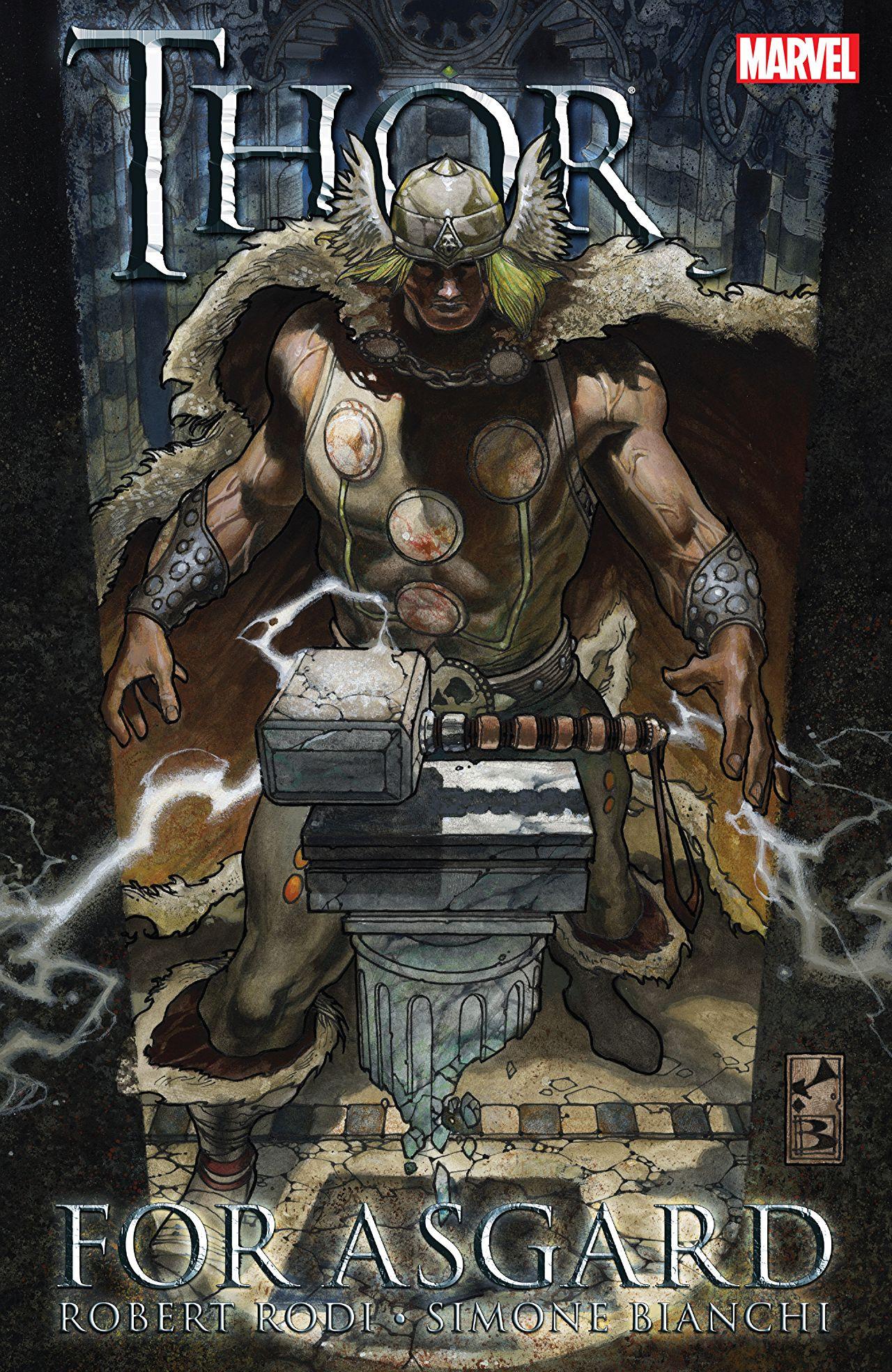 Thor: For Asgard TPB Vol 1