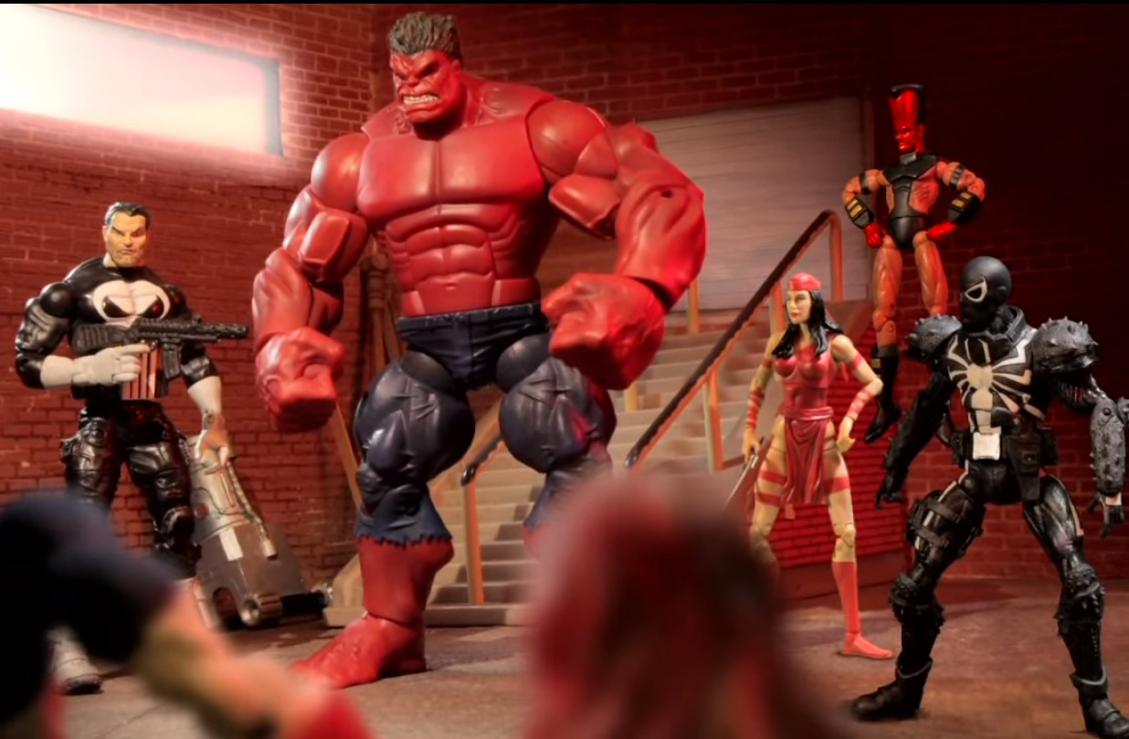 Thunderbolts (Red Hulk) (Earth-93342)/Gallery