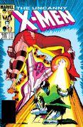 Uncanny X-Men Vol 1 194