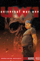 Universal War One Revelations Vol 1 2 Textless