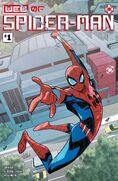 W.E.B. of Spider-Man Vol 1 1