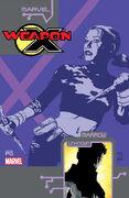 Weapon X The Draft - Marrow Vol 1 1