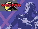 Weapon X: The Draft - Marrow Vol 1 1