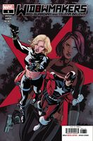 Widowmakers Red Guardian and Yelena Belova Vol 1 1