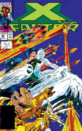 X Factor Vol 1 63 Marvel Database Fandom