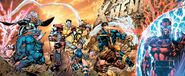 X-Men 1 20th Anniversary Edition Vol 1 1 Gatefold Textless