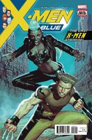 X-Men Blue Vol 1 23