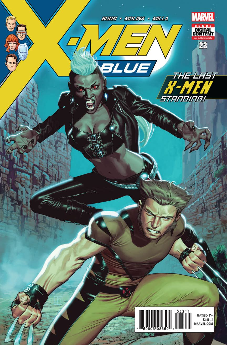 X-Men: Blue Vol 1 23