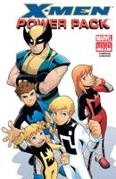 X-Men and Power Pack Vol 1 1