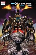 X of Swords Stasis Vol 1 1 Unknown Comic Books Exclusive Suayan Variant