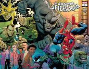 Amazing Spider-Man Vol 5 1 Wraparound