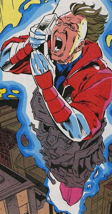 Argus LaVecchio (Earth-616)