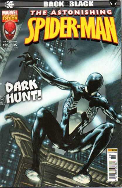 Astonishing Spider-Man Vol 2 61