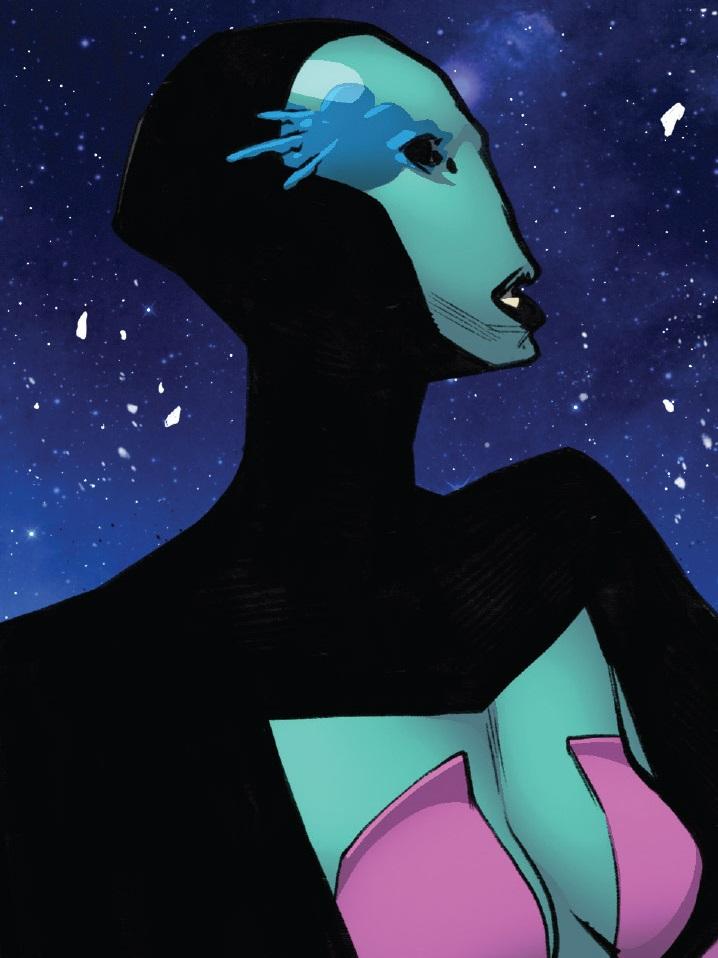 Astronomica (Earth-616)