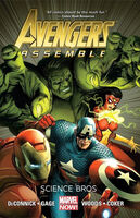 Avengers Assemble Science Bros TPB Vol 1 1
