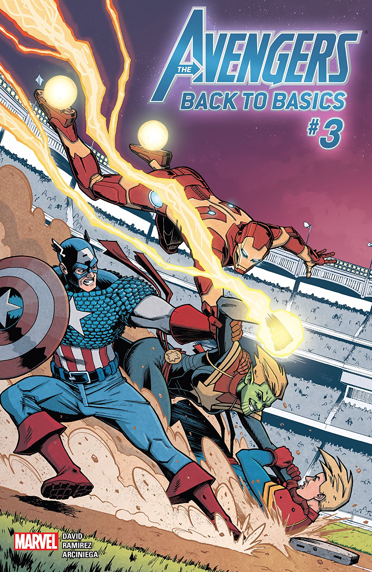 Avengers: Back to Basics Vol 1 3