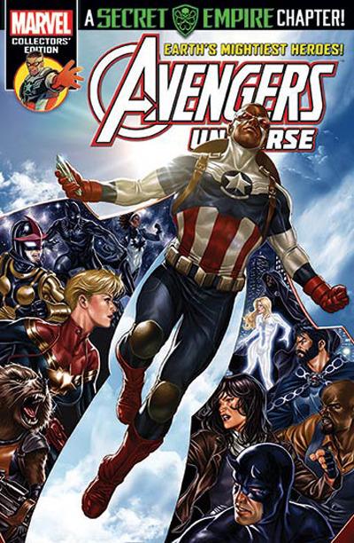 Avengers Universe (UK) Vol 3 8