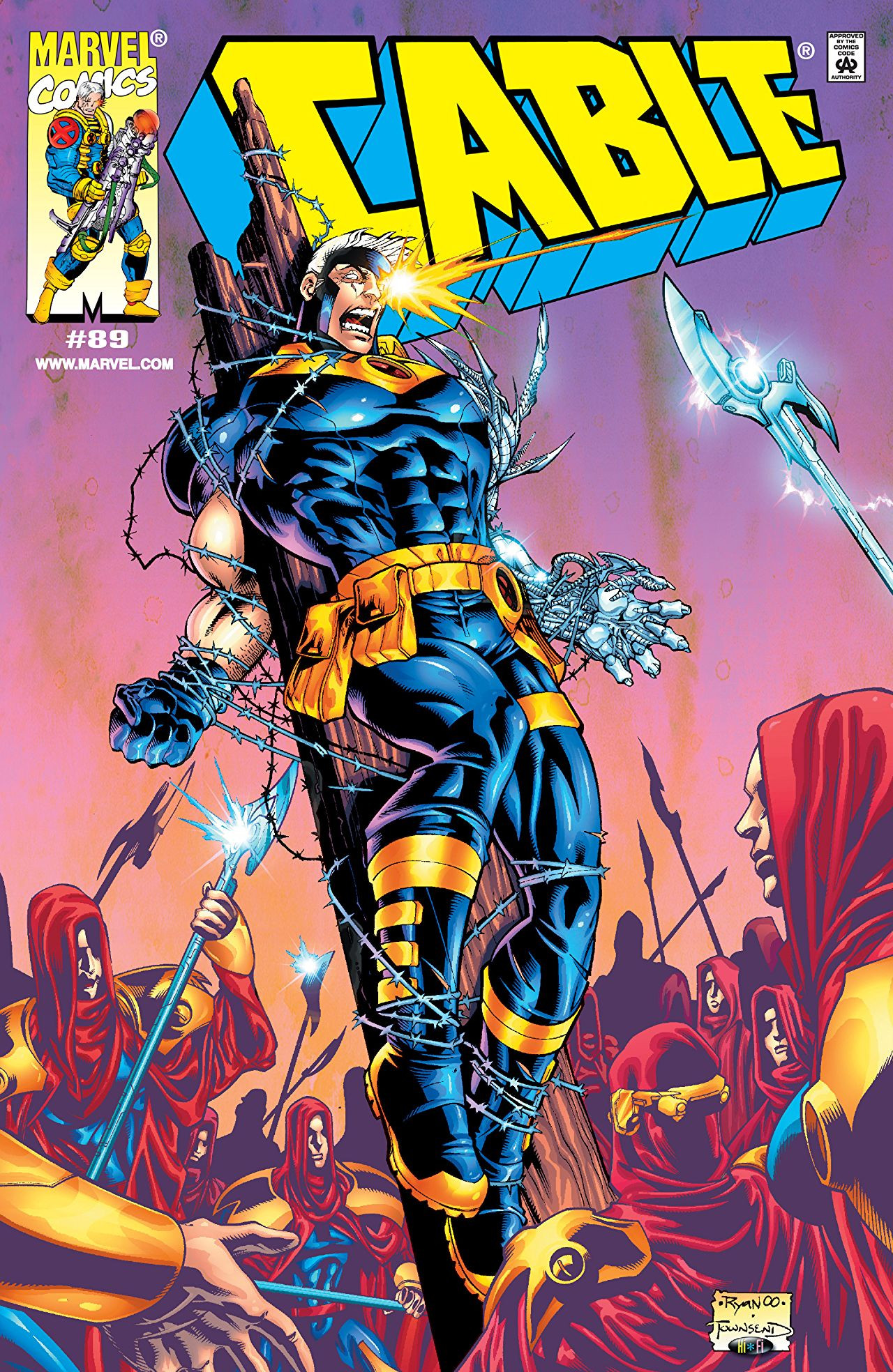 Cable Vol 1 89