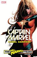 Captain Marvel Carol Danvers – The Ms. Marvel Years Vol 1 3