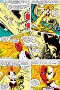 Carol Danvers (Earth-616) and Piotr Rasputin (Earth-616) from Uncanny X-Men Vol 1 164 001
