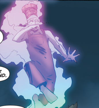 Delusionaut (Legion Personality) (Earth-616)