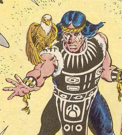Eaglet (Earth-616)