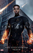 Fantastic Four (2015 film) poster 005