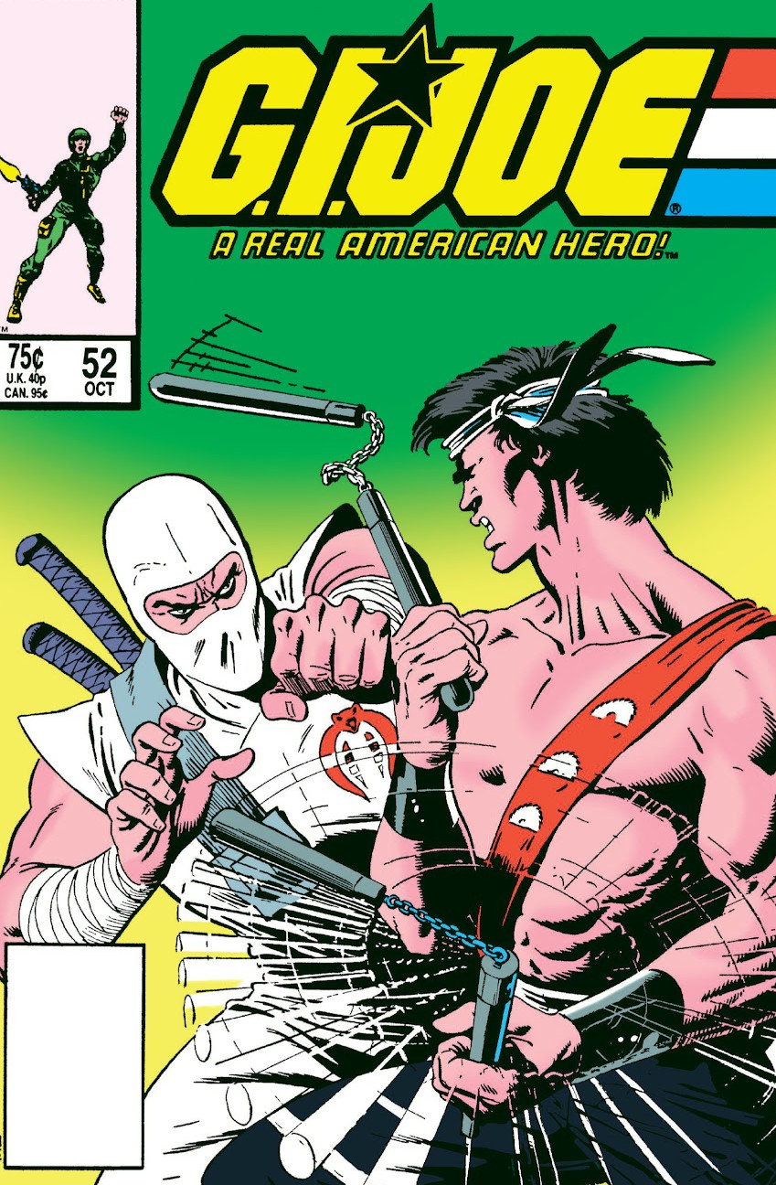 G.I. Joe: A Real American Hero Vol 1 52