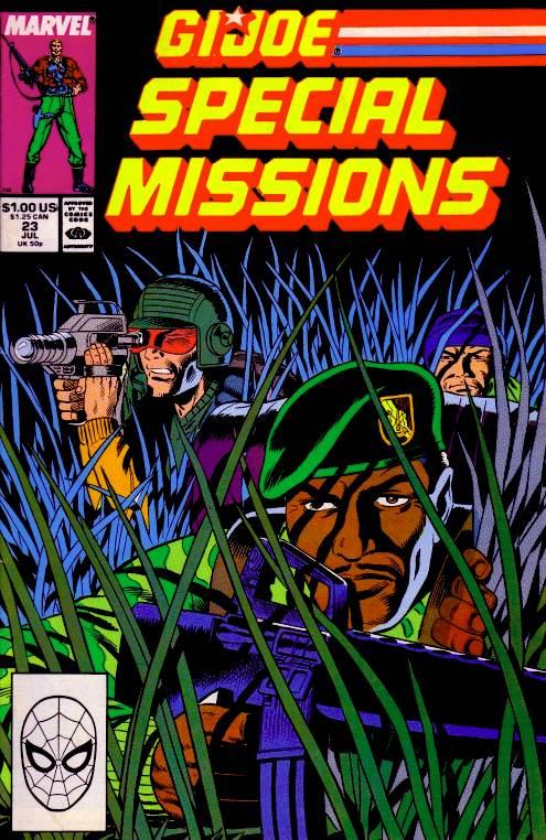 G.I. Joe: Special Missions Vol 1 23