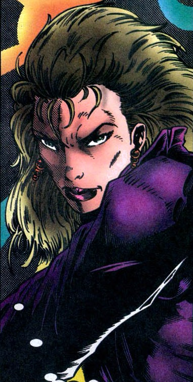 Glory Anah (Earth-616)