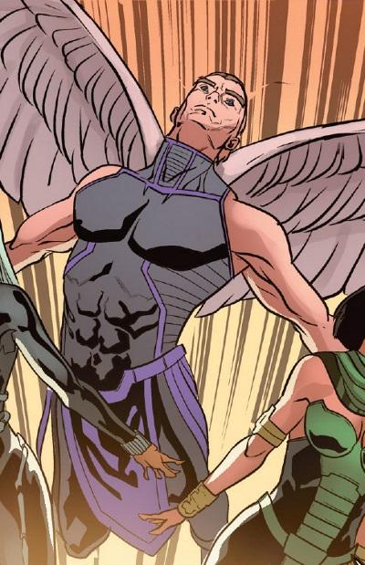 Hawkeye (Max) (Earth-TRN590)