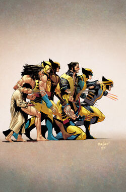 History of the Marvel Universe Vol 2 1 Marquez Variant Textless.jpg